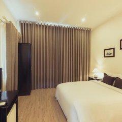Saigon Halong Hotel 4* Улучшенная вилла с различными типами кроватей фото 9