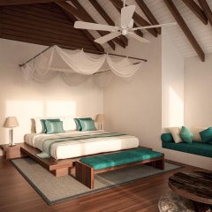 Отель Kudafushi Resort and Spa комната для гостей фото 2
