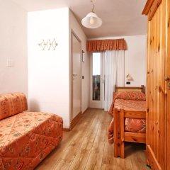 Hotel Stella Alpina Фай-делла-Паганелла комната для гостей фото 2