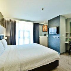 Отель Prestige Suites Bangkok Представительский номер фото 3