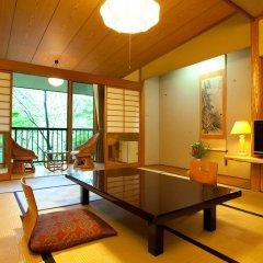 Отель Kurokawa Onsen Oku no Yu Минамиогуни комната для гостей фото 3