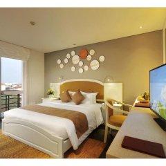 Alba Spa Hotel 3* Номер Делюкс с различными типами кроватей фото 19