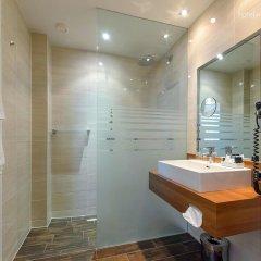 Отель Prater Vienna Австрия, Вена - 12 отзывов об отеле, цены и фото номеров - забронировать отель Prater Vienna онлайн ванная