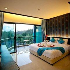 Kata Green Beach Hotel 3* Улучшенный номер с различными типами кроватей фото 15
