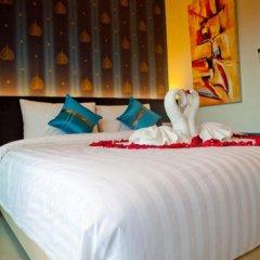 Kata Green Beach Hotel 3* Улучшенный номер с различными типами кроватей фото 7