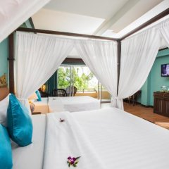 The Fair House Beach Resort & Hotel 3* Люкс с различными типами кроватей фото 3