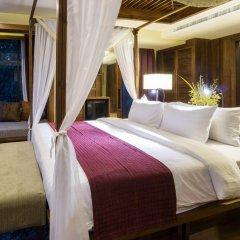 Отель Ao Nang Phu Pi Maan Resort & Spa 4* Люкс с различными типами кроватей фото 2