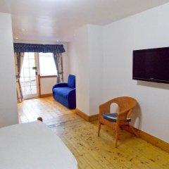 Отель The Victorian House 2* Номер категории Эконом с 2 отдельными кроватями (общая ванная комната) фото 19
