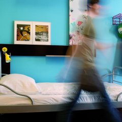 The Circus Hostel Кровать в общем номере с двухъярусной кроватью фото 2