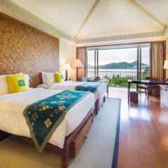 Отель Mandarin Oriental Sanya 5* Номер с видом на океан фото 4