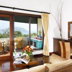 Отель Mangosteen Ayurveda & Wellness Resort 4* Семейный люкс с двуспальной кроватью фото 11
