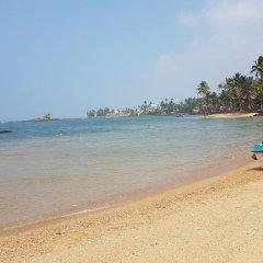 Отель Riverdale Eco Resort Шри-Ланка, Берувела - отзывы, цены и фото номеров - забронировать отель Riverdale Eco Resort онлайн пляж
