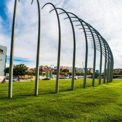 Отель Ona Living Barcelona спортивное сооружение
