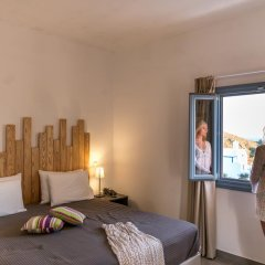 Caldera Romantica Hotel 3* Стандартный номер с двуспальной кроватью фото 5