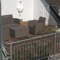 Отель CH - Penthouse Terrassenapartment Австрия, Вена - отзывы, цены и фото номеров - забронировать отель CH - Penthouse Terrassenapartment онлайн балкон