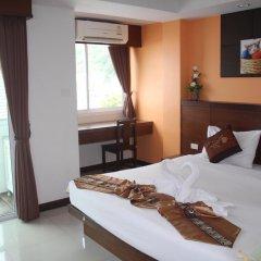 Green Harbor Patong Hotel 2* Стандартный номер двуспальная кровать
