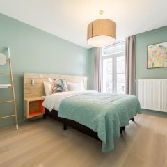 Отель Smartflats Design - Cathédrale 3* Апартаменты с различными типами кроватей фото 10