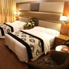 Dubai Palm Hotel 3* Стандартный номер с различными типами кроватей фото 2