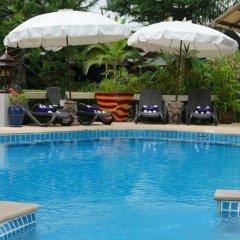 Отель Baan Sukreep Resort 3* Бунгало Делюкс с различными типами кроватей фото 7