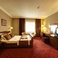 Saffron Hotel Kahramanmaras 4* Люкс с различными типами кроватей фото 4