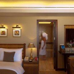Отель Le Royal Hotels & Resorts - Amman 5* Улучшенный люкс с различными типами кроватей фото 2