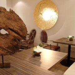 Отель BURNS Art & Culture спа