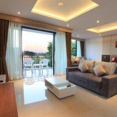 Отель Paripas Patong Resort 4* Люкс Премиум с разными типами кроватей фото 4