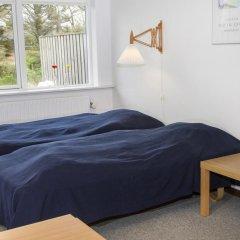 Отель Søndervig Camping & Cottages Студия с различными типами кроватей фото 13