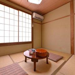 Отель Sachinoyu Onsen 3* Номер с общей ванной комнатой фото 4