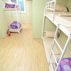 YaKorea Hostel Dongdaemun Стандартный номер с различными типами кроватей фото 7
