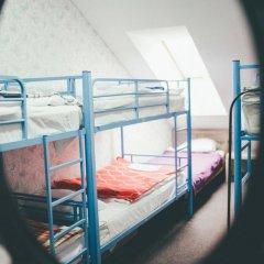 Хостел Крыша Кровать в женском общем номере двухъярусные кровати