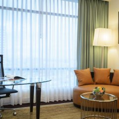 Отель AETAS lumpini 5* Номер Делюкс с различными типами кроватей фото 6