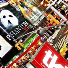 Отель Hilton Times Square США, Нью-Йорк - отзывы, цены и фото номеров - забронировать отель Hilton Times Square онлайн детские мероприятия