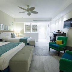 Отель Catalonia Royal La Romana All Inclusive-Adults Only комната для гостей фото 2