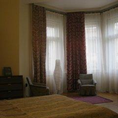 Апартаменты Classical Apartment in Downtown Будапешт комната для гостей фото 4