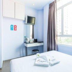 Fragrance Hotel - Lavender 2* Улучшенный номер с различными типами кроватей фото 5