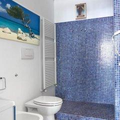Отель Aquario Genova Suite Италия, Генуя - отзывы, цены и фото номеров - забронировать отель Aquario Genova Suite онлайн ванная фото 2