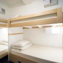 Отель 5footway.inn Project Boat Quay 2* Кровать в общем номере с двухъярусной кроватью