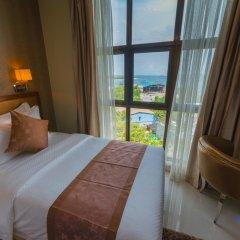 Отель Unima Grand 3* Номер Делюкс с различными типами кроватей фото 5