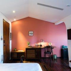 Отель The Myst Dong Khoi 5* Стандартный номер с различными типами кроватей фото 13