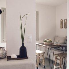 Отель Santo Maris Oia, Luxury Suites & Spa 5* Полулюкс с двуспальной кроватью фото 24