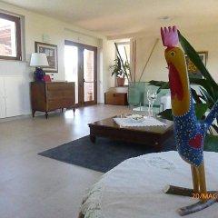 Отель Albergo La Foresteria Синалунга в номере