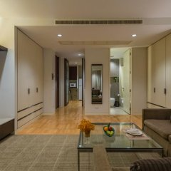 Отель Emporium Suites by Chatrium 5* Номер Делюкс фото 5