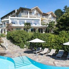Hotel Sonnbichl Тироло бассейн