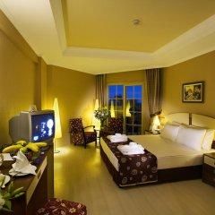 Belek Beach Resort Hotel 5* Стандартный номер с различными типами кроватей фото 13
