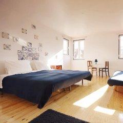 Отель Lisbon Story Guesthouse 3* Улучшенный номер с различными типами кроватей фото 2