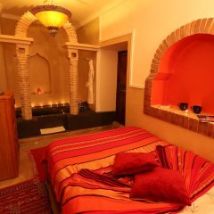 Отель Riad Zehar 3* Люкс с различными типами кроватей фото 5
