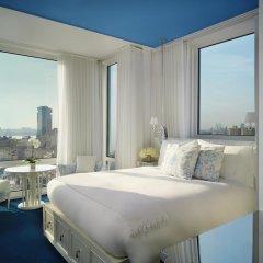 Отель NoMo SoHo 4* Номер категории Премиум с двуспальной кроватью