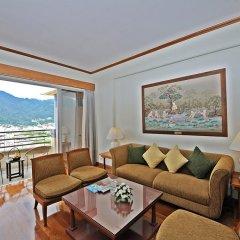 The Royal Paradise Hotel & Spa 4* Люкс с двуспальной кроватью фото 4
