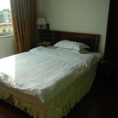 Guangzhou Xinzhou Hotel 2* Стандартный номер с различными типами кроватей